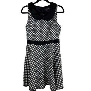 Orphan Black Hot Topic Dress Gingham Gun Pattern